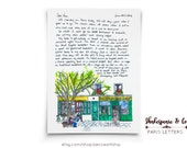 Shakespeare & Co: Paris Letters, June, A letter about my latest jaunt to this popular English bookstore in Paris.