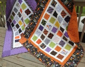 RESERVED custom quilting of 3 quilt tops