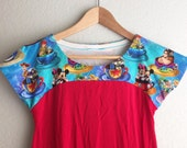 Womens - Teacup Pals Tunic (sizes 0-16)