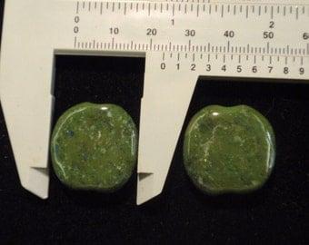Fair Trade Kazuri Handmade Beads, 18mm