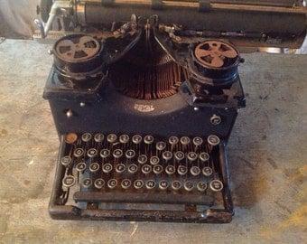 Vintage Royal Typewriter Photo Prop Decorating