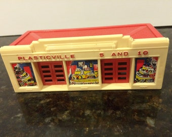 Vintage Plasticville 5 and 10 Store