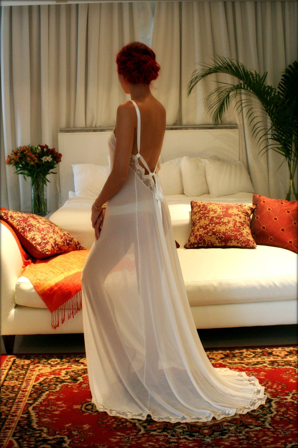 Undergarments For Backless Wedding Dress Bridal Nightgown Backless