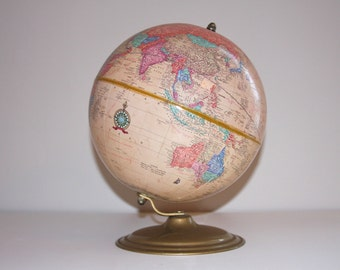 Crams Globe 9 inches wide