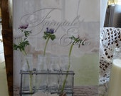 Fantastic Price...Jeanne D'Arc Fairytale Easter Book Shabby Cottage