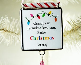 First Christmas Ornament Photo Ornament Personalized Ornament
