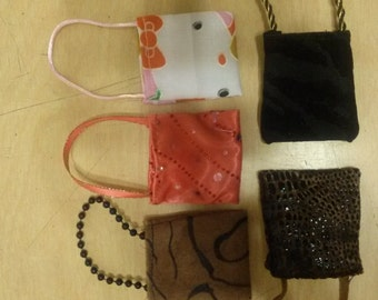 """Simple Purse - 18"""" Doll Accessories"""