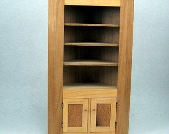 Corner Cabinet (miniature)