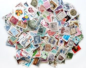 300 Postage Stamps