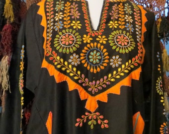 Gorgeous Hand Embroidered Ethnic Dress