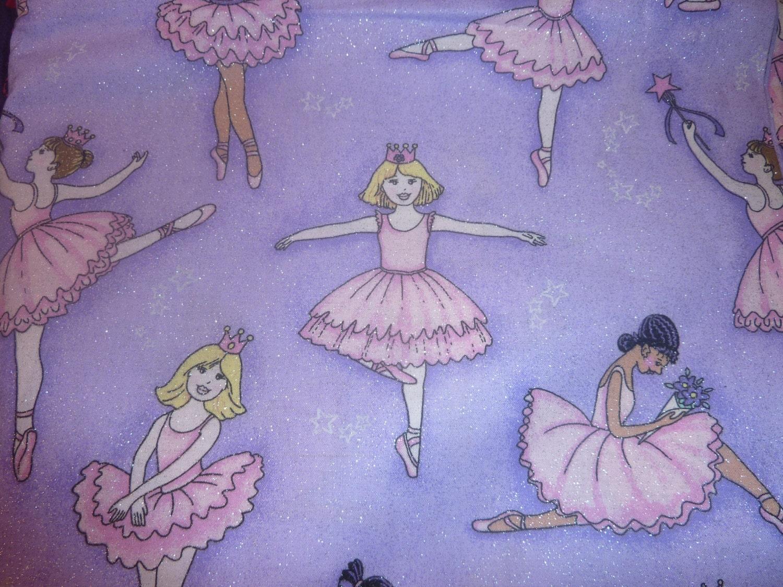 Ballerina Bean Bag Chair Cover Ballet Dancing Pink