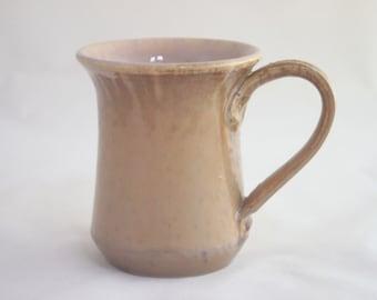 Mocha Ceramic Crystalline Mug