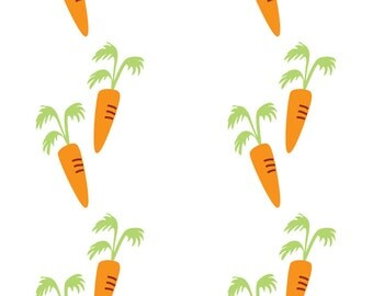 carrots digital download tile background
