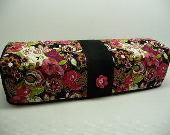 Groovy Blooms  - Quilted Cricut Explore Cozy - Explore Cozy - Explore Dust Cover