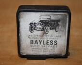 Tape Measure - Advertising - Bayless Auto Salvage - item #1447
