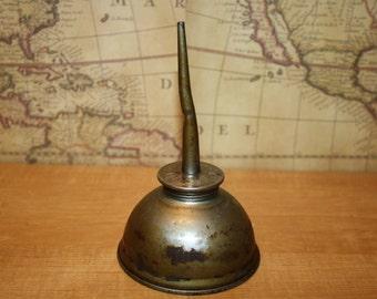 Vintage Eagle Oil Can - item #1811