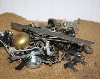 Vintage Typewriter Pieces and Parts - item #1235