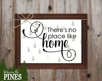 There's No Place Like Home SVG & PNG file