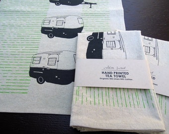 Boler Tea Towel