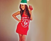 Limited Sriracha Halloween Tank Dress - Hat NOT Included