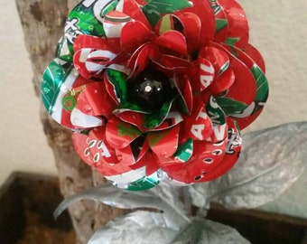 Recycled Flower Arizona Tea Watermelon Floral Arrangements Home Decor Wedding Bouquet Decorations Party Birthday Parties