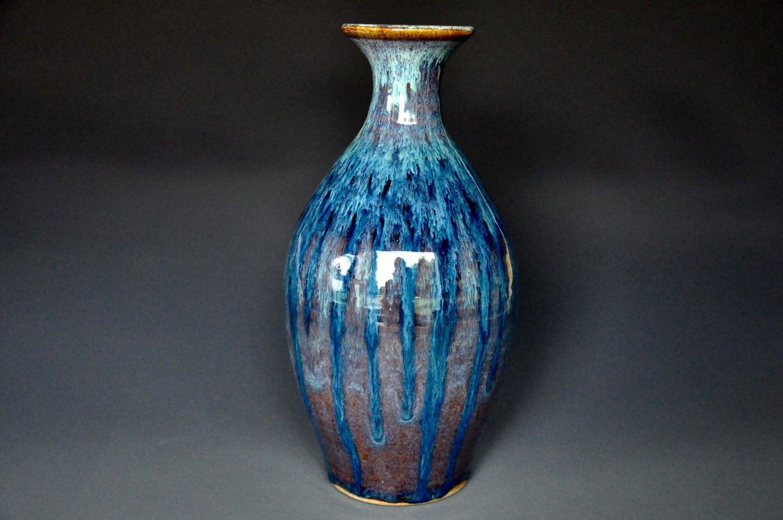 2 awesome pottery vases handmade home idea pottery vase stoneware flower vase handmade ceramic vase reviewsmspy