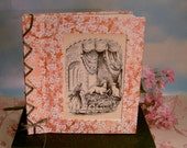Custom Handmade Book for Blaire with Cinderella Cover