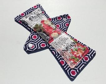 10 Inch Cloth Menstrual Pad Regular Flow All Mixed Up