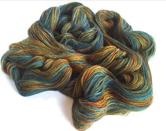 Isadora. Alpaca Lace Yarn. Train Of Stars.