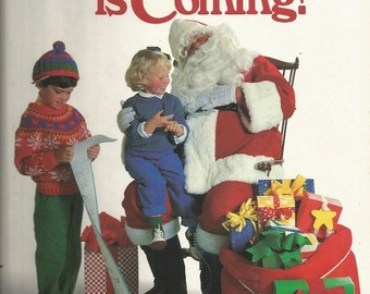 """Oxmoor House """"Christmas is Coming"""" Book"""