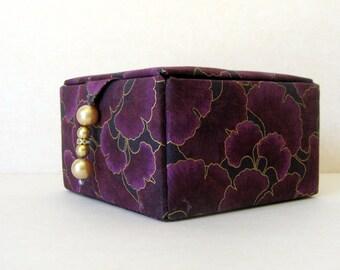 storage box decorative, jewelry box, keepsake box, trinket box, gift box