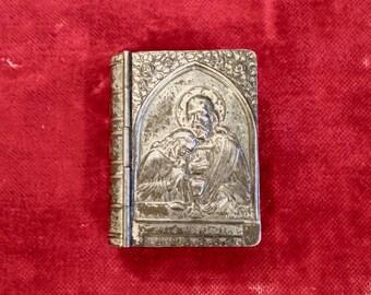 Vintage Rosary Box