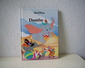 Walt Disney Dumbo Book, Near new condition. 1986.  Glossy Hardcover