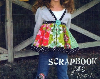 30% OFF store closing Scrapbook Jeans and Sweatshirt by Pinkfig