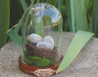 Personalized Mother's Day Nest