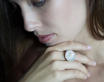 Sea enemony ring