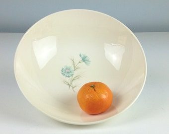 Ever Yours Boutonniere by Taylor Smith Taylor Serving Bowl, TST, 1950 Table Setting, Mashed Potato Bowl