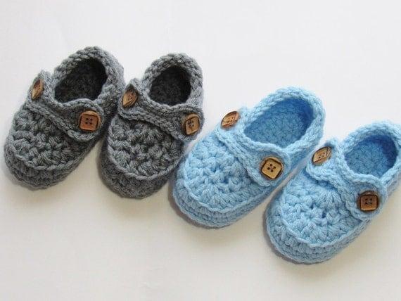 Toddler Size  Shoe Slipper Pattern