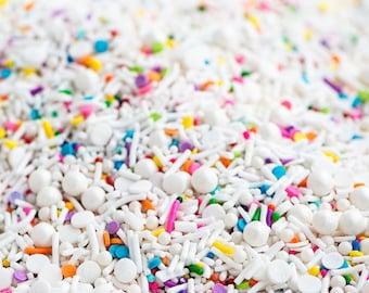 POP-TART Sprinkle Medley, Sweetapolita, Pastel Sprinkles, Rainbow Sprinkles, White Sprinkles, Canadian Sprinkles