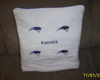 Patriots Magic Pillow Quilt