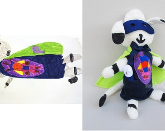 Personalized your childs art Custom plush doll Kid drawing stuffed - MADE TO ORDER