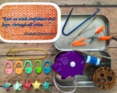Elizabeth Zimmermann: The Knitter's Tool Altoid Tin for your Knitting Project Bag