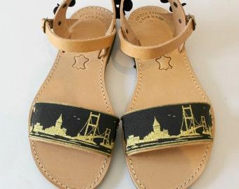 SALE Greek sandals leather sandales  women's sandals, sandales grecques sandales femme