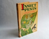 Blank Notebook - Insect Pests - 200 pages