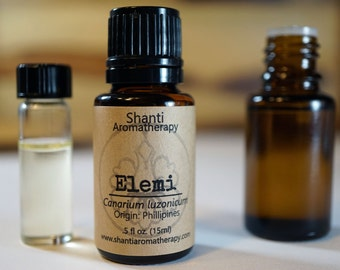 Elemi Essential Oil - Pure Essential Oil For Aromatherapy
