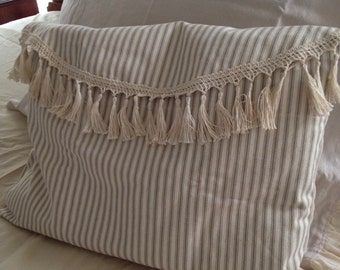 Shabby chic Pillow cover