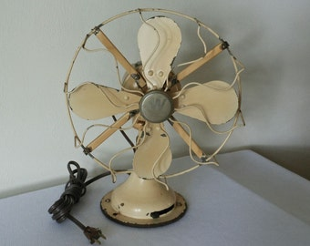 Vintage Westinghouse Table Fan