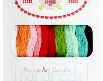 Handmade Bonnie & Camille Embroidery Floss Collection Cosmo #25013