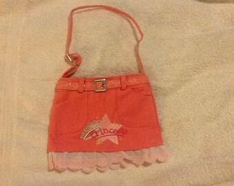 Princess Mini Skirt Purse