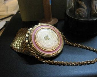 Vintage Mesh Handbag or Change Purse